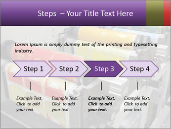 Press Production PowerPoint Template - Slide 4