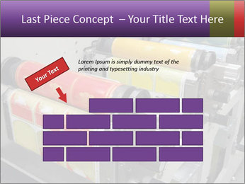 Press Production PowerPoint Template - Slide 46