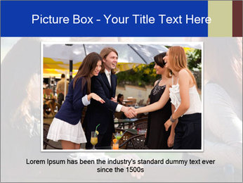 Trio Of Girlfriends PowerPoint Template - Slide 15