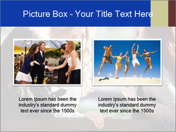 Trio Of Girlfriends PowerPoint Template - Slide 18