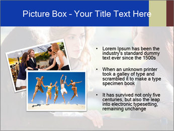 Trio Of Girlfriends PowerPoint Template - Slide 20
