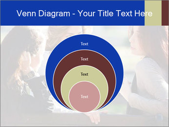 Trio Of Girlfriends PowerPoint Template - Slide 34