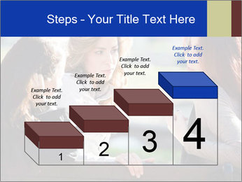 Trio Of Girlfriends PowerPoint Template - Slide 64