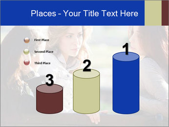 Trio Of Girlfriends PowerPoint Template - Slide 65