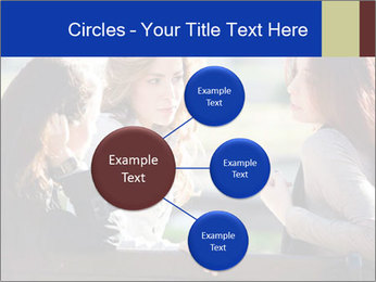 Trio Of Girlfriends PowerPoint Template - Slide 79