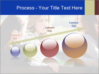Trio Of Girlfriends PowerPoint Template - Slide 87