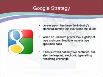 Human Brain Mechanism PowerPoint Template - Slide 10