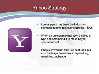 Human Brain Mechanism PowerPoint Template - Slide 11