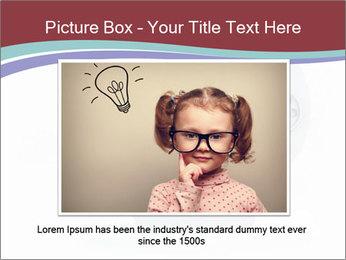 Human Brain Mechanism PowerPoint Template - Slide 15