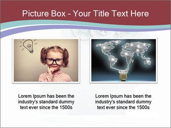 Human Brain Mechanism PowerPoint Template - Slide 18