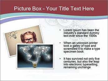Human Brain Mechanism PowerPoint Template - Slide 20