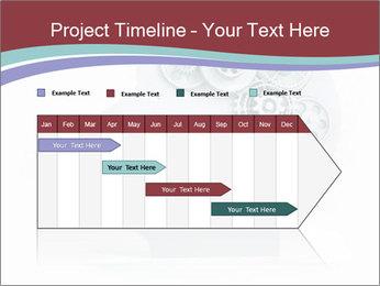 Human Brain Mechanism PowerPoint Template - Slide 25