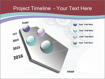 Human Brain Mechanism PowerPoint Template - Slide 26