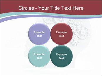 Human Brain Mechanism PowerPoint Template - Slide 38