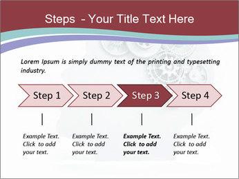 Human Brain Mechanism PowerPoint Template - Slide 4