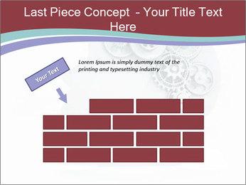 Human Brain Mechanism PowerPoint Template - Slide 46