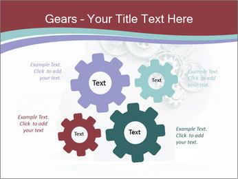 Human Brain Mechanism PowerPoint Template - Slide 47