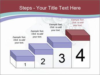 Human Brain Mechanism PowerPoint Template - Slide 64
