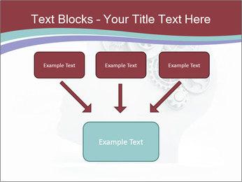 Human Brain Mechanism PowerPoint Template - Slide 70