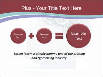 Human Brain Mechanism PowerPoint Template - Slide 75