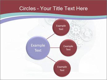 Human Brain Mechanism PowerPoint Template - Slide 79