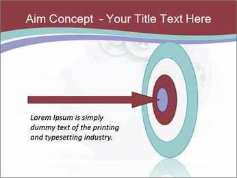 Human Brain Mechanism PowerPoint Template - Slide 83