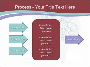 Human Brain Mechanism PowerPoint Template - Slide 85