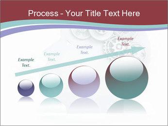 Human Brain Mechanism PowerPoint Template - Slide 87