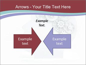Human Brain Mechanism PowerPoint Template - Slide 90