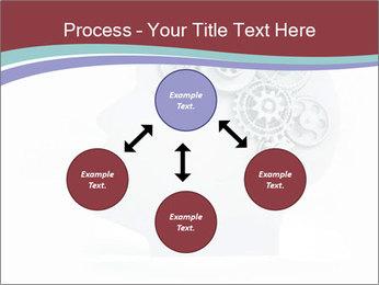 Human Brain Mechanism PowerPoint Template - Slide 91