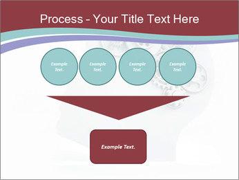Human Brain Mechanism PowerPoint Template - Slide 93