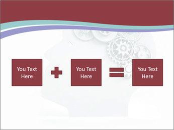 Human Brain Mechanism PowerPoint Template - Slide 95