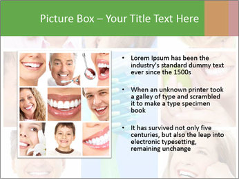 Pro Toothbrush PowerPoint Template - Slide 13