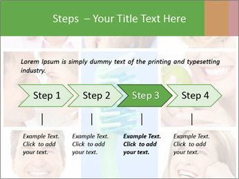Pro Toothbrush PowerPoint Template - Slide 4