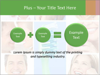Pro Toothbrush PowerPoint Template - Slide 75