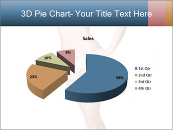 Happy young slim woman with beautiful perfect body PowerPoint Template - Slide 35