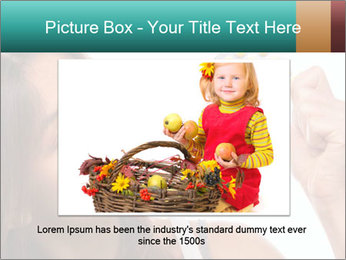 Woman Takes Pills PowerPoint Template - Slide 15