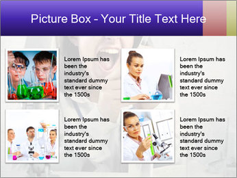 Crazy Medicine Student PowerPoint Template - Slide 14