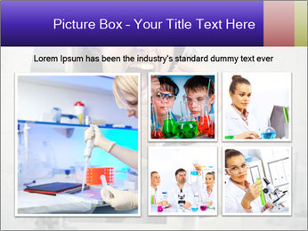 Crazy Medicine Student PowerPoint Template - Slide 19