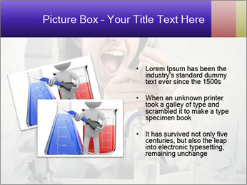 Crazy Medicine Student PowerPoint Template - Slide 20