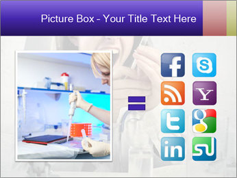 Crazy Medicine Student PowerPoint Template - Slide 21