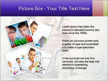 Crazy Medicine Student PowerPoint Template - Slide 23