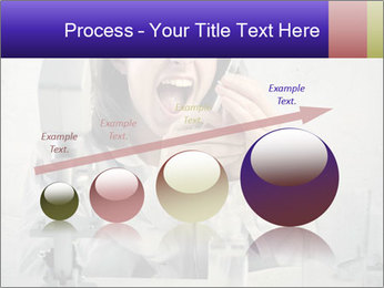 Crazy Medicine Student PowerPoint Template - Slide 87
