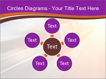 Vehicle And Bright Light PowerPoint Template - Slide 78