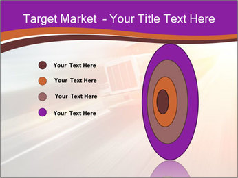 Vehicle And Bright Light PowerPoint Template - Slide 84