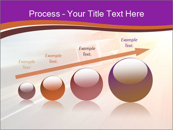 Vehicle And Bright Light PowerPoint Template - Slide 87