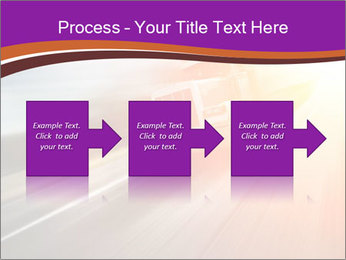 Vehicle And Bright Light PowerPoint Template - Slide 88