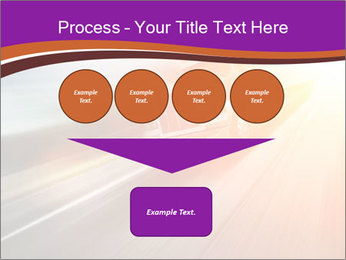 Vehicle And Bright Light PowerPoint Template - Slide 93