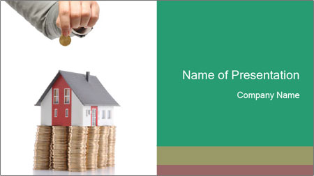 Real Estate Market PowerPoint Template