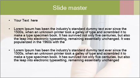 Alcoholometer PowerPoint Template - Slide 2